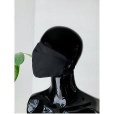 Veido kaukė juoda (daugkartinė) 2vnt.